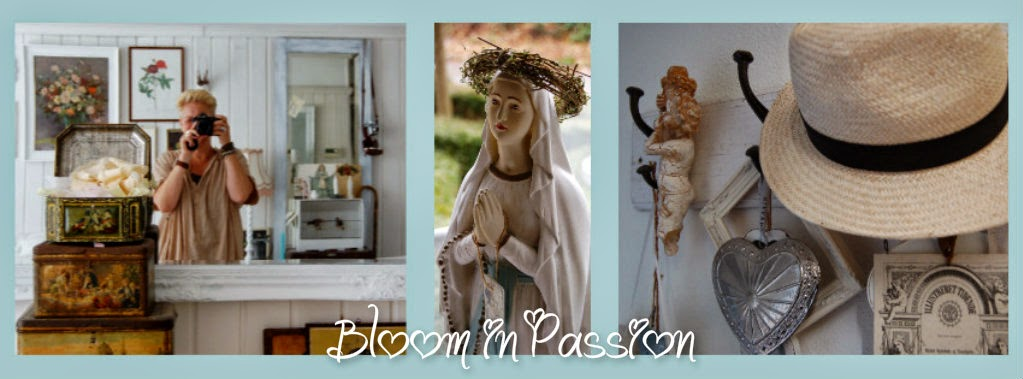 Bloom  in  passion