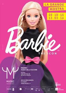 Mostra Barbie Milano 2015 2016
