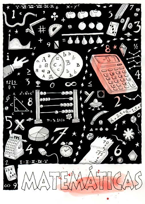 Dibujos para caratulas de matematicas - Imagui