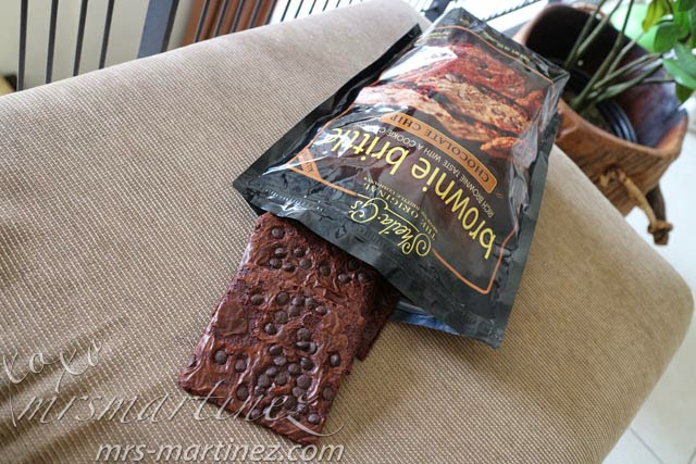 Shiela G's Brownie Brittle