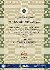PROTOCOLO DE NAGOYA EN IDIOMA WICHI