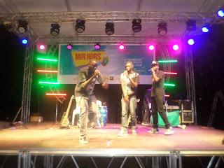 Benzeri, Ruyonga & BigTril Performing Zuukuka Pt.2