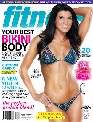 Recently Published: September 2012 Fitness Magazine