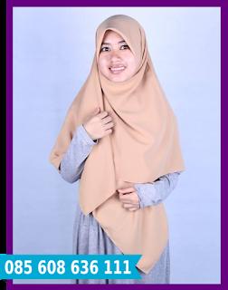 hijab segi empat untuk ke pesta