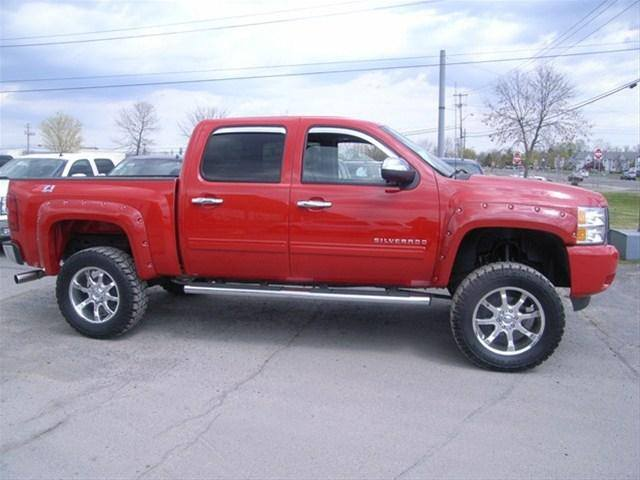 Used 2011 Chevy Silverado Rocky Ridge Truck