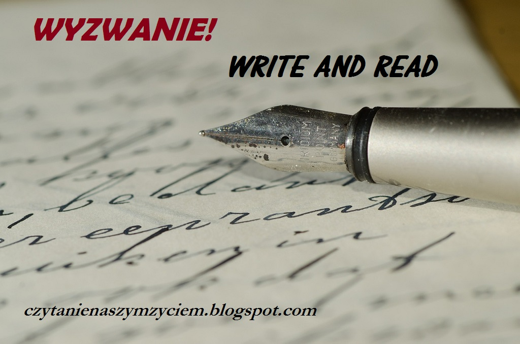 WRITE AND READ!
