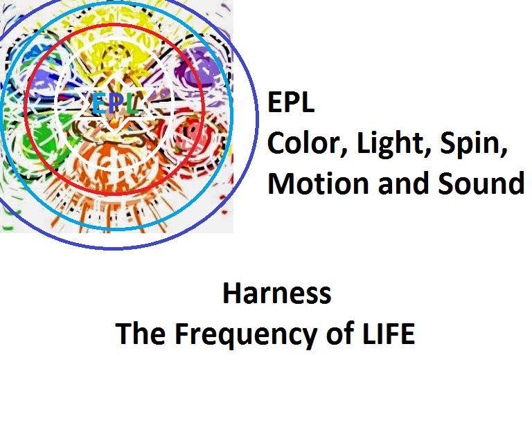 EPL Meditation Color, Light, Spin, Motion and Sound The Frequency of Life