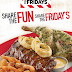 TGI Friday's December 2013 Shareable Platters