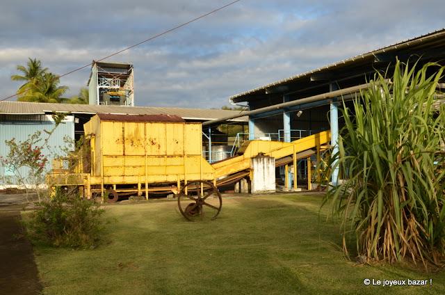 Martinique - Distillerie Trois Rivières