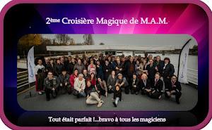 Reportage de la Croisière Magique 2018