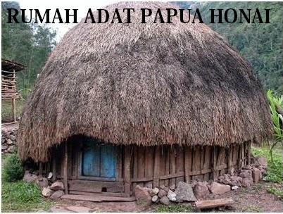 Rumah Adat Honai Asal Daerah Papua