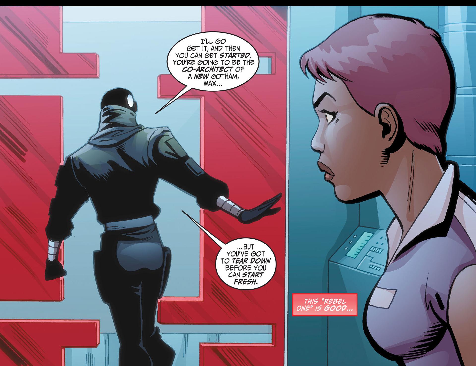 Batman Beyond (2012) Issue #21 #21 - English 6