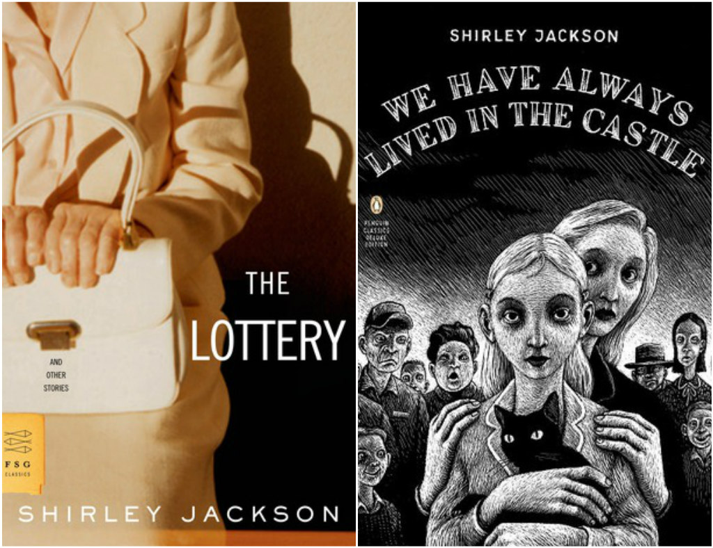 Shirley is someone i only discovered a year or two ago in the lottery a short story just a few pages long she delves into the concept of the chosen one