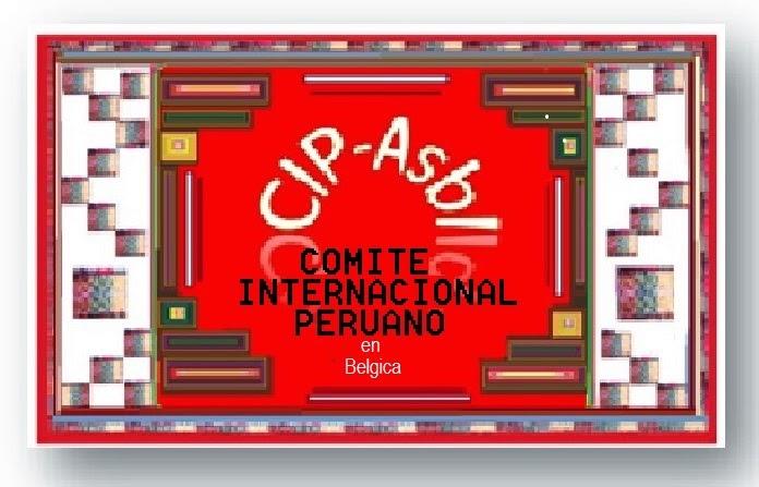 CIP en Bélgica-COMITE  INTERNACIONAL PERUANO EN BÉLGIQUE