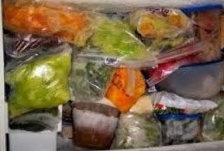 8 τροφές που «απαγορεύεται» να μπουν στην κατάψυξη…