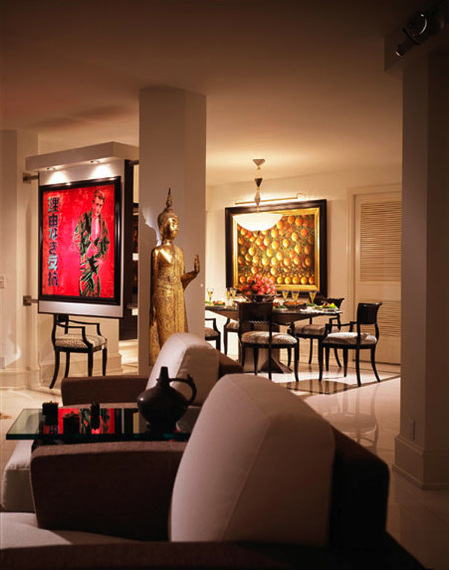 My love for design designer spot light cecil hayes for African american interior decorators