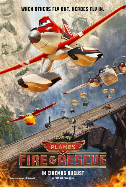 Planes: Fire & Rescue animatedfilmreviews.filminspector.com