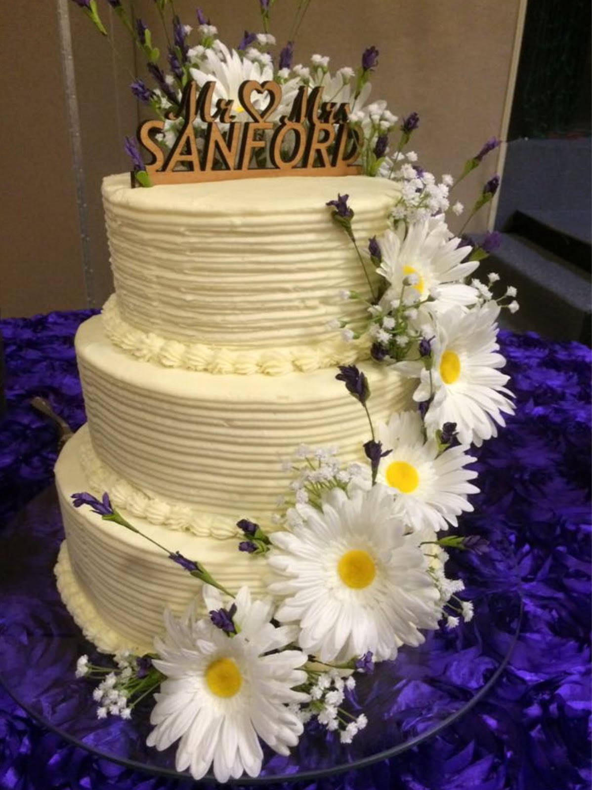 cakes by marion: My Wedding Cake