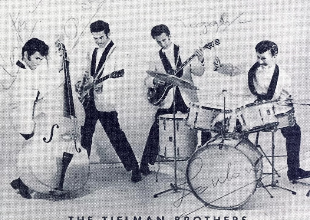 Beginner Guitarist 'The Tielmans Brothers'