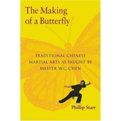 THE MAKING OF A BUTTERFLY