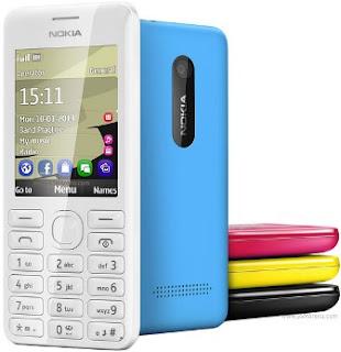 Nokia 206 Harga Spesifikasi