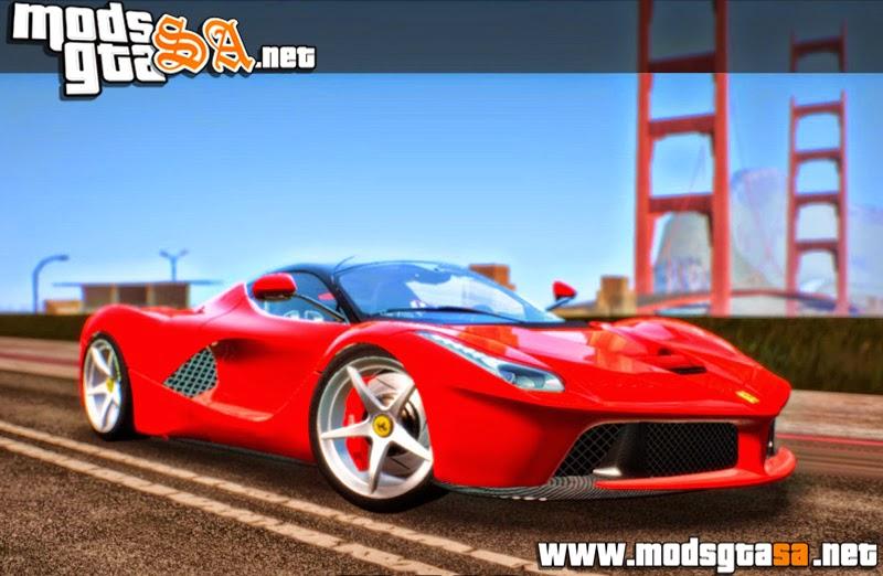 SA - Ferrari F70 2014