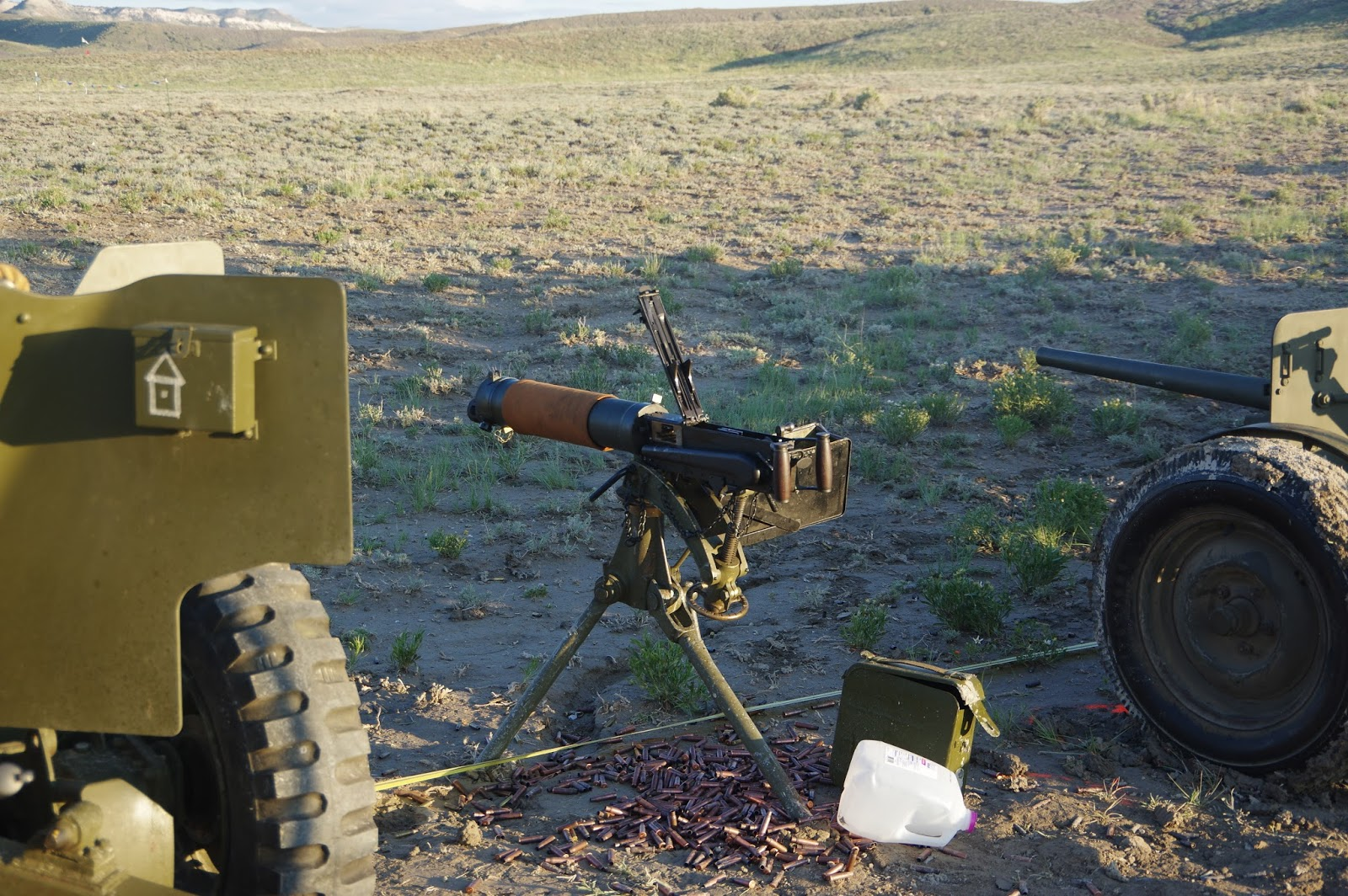 machine gun 2015