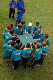 teambuilding training