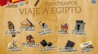 Me divierto en Egipto
