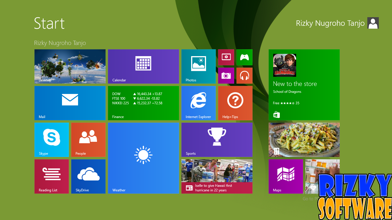 Download Windows 8.1 Enterprises x86 / 32 Bit Single Link Gratis