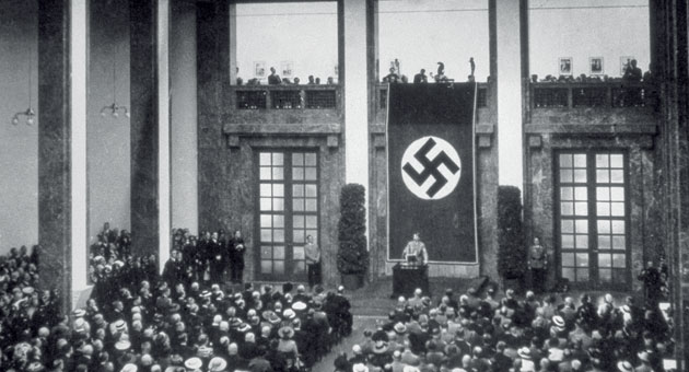 adolf hitlers belief affected the world Effects of adolf hitler after being defeated in world war one, germany was severely punished not only did they have to accept the blame for causing the war, they had to pay millions of dollars in reparations.