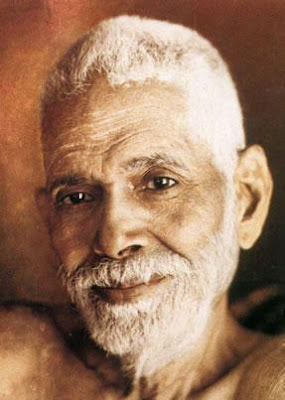 Ramana Maharshi - Fear comes off the ego