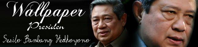 Wallpaper Susilo Bambang Yudhoyono