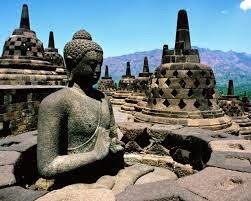 keajaiban dunia Candi Borobudur
