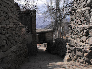 Karimabad Hunza - old town