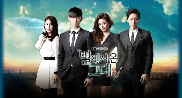 Video Trailer Man from the Star Drama Korea Terbaru