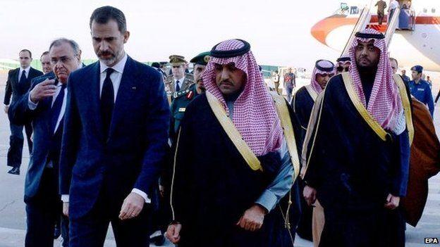 Los reyes de España suspenden el viaje a Arabia Saudí