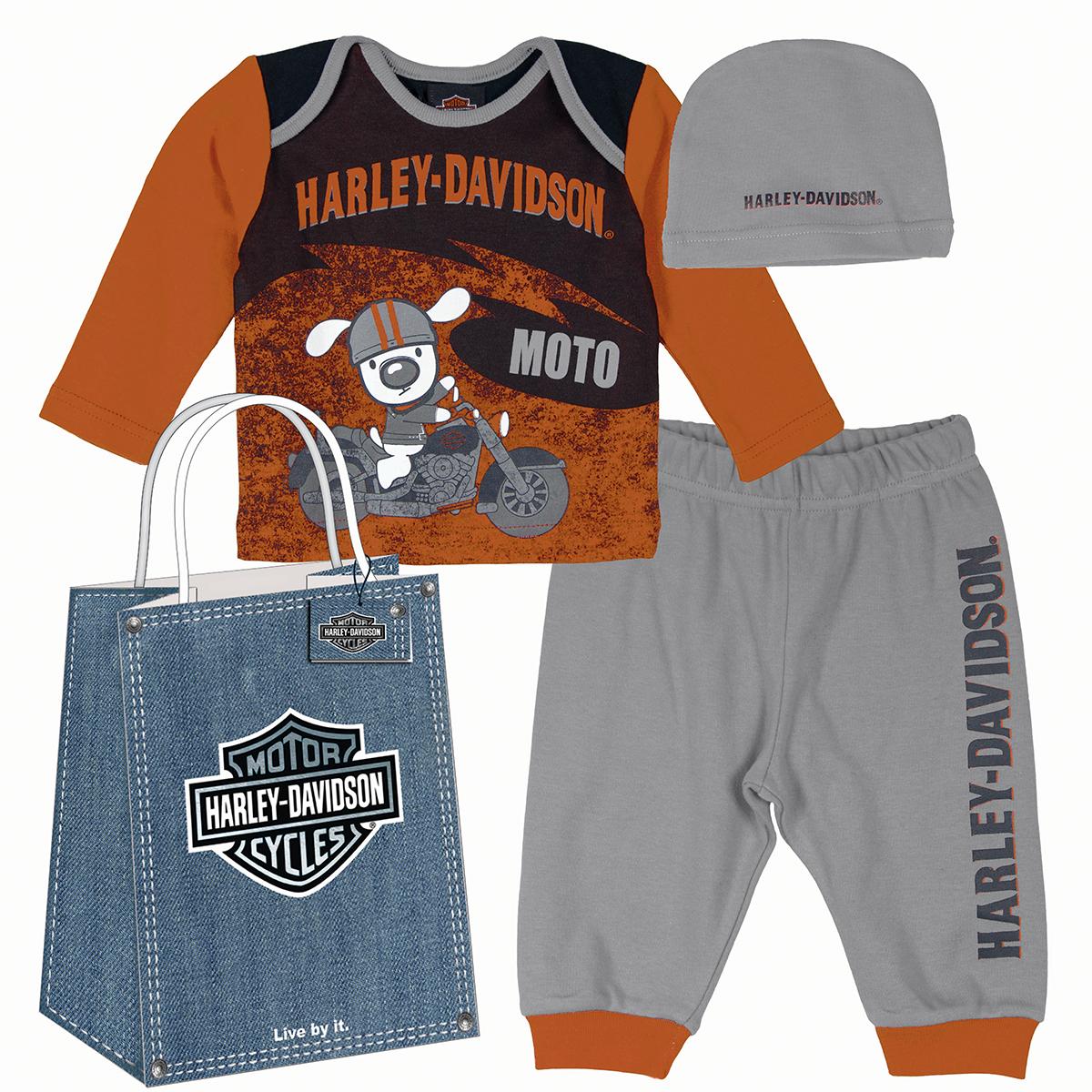adventure harley davidson new clothes
