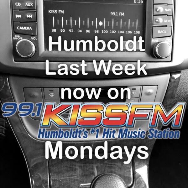 HLW now on 99.1 KISS FM Mondays