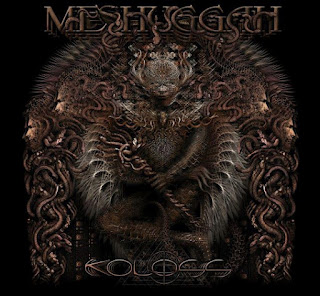 Meshuggah's literal nightmare of an album, summarized