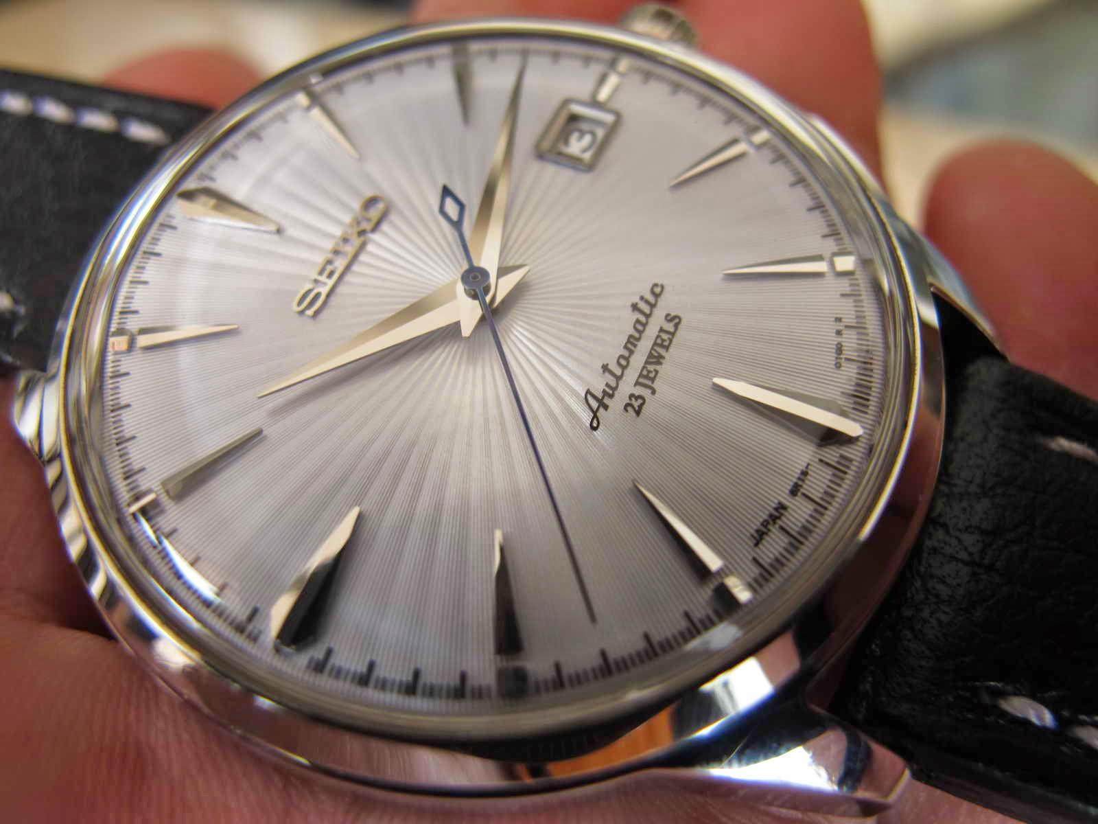 Dressy watch automatic Japan made JDM dan tentunya dengan harga terjangkau dibandingkan dengan jam tangan selevel lainnya