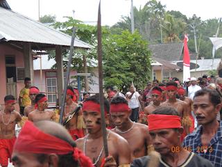 Sejarah Pela Gandong Negeri Tihulale - Kailolo