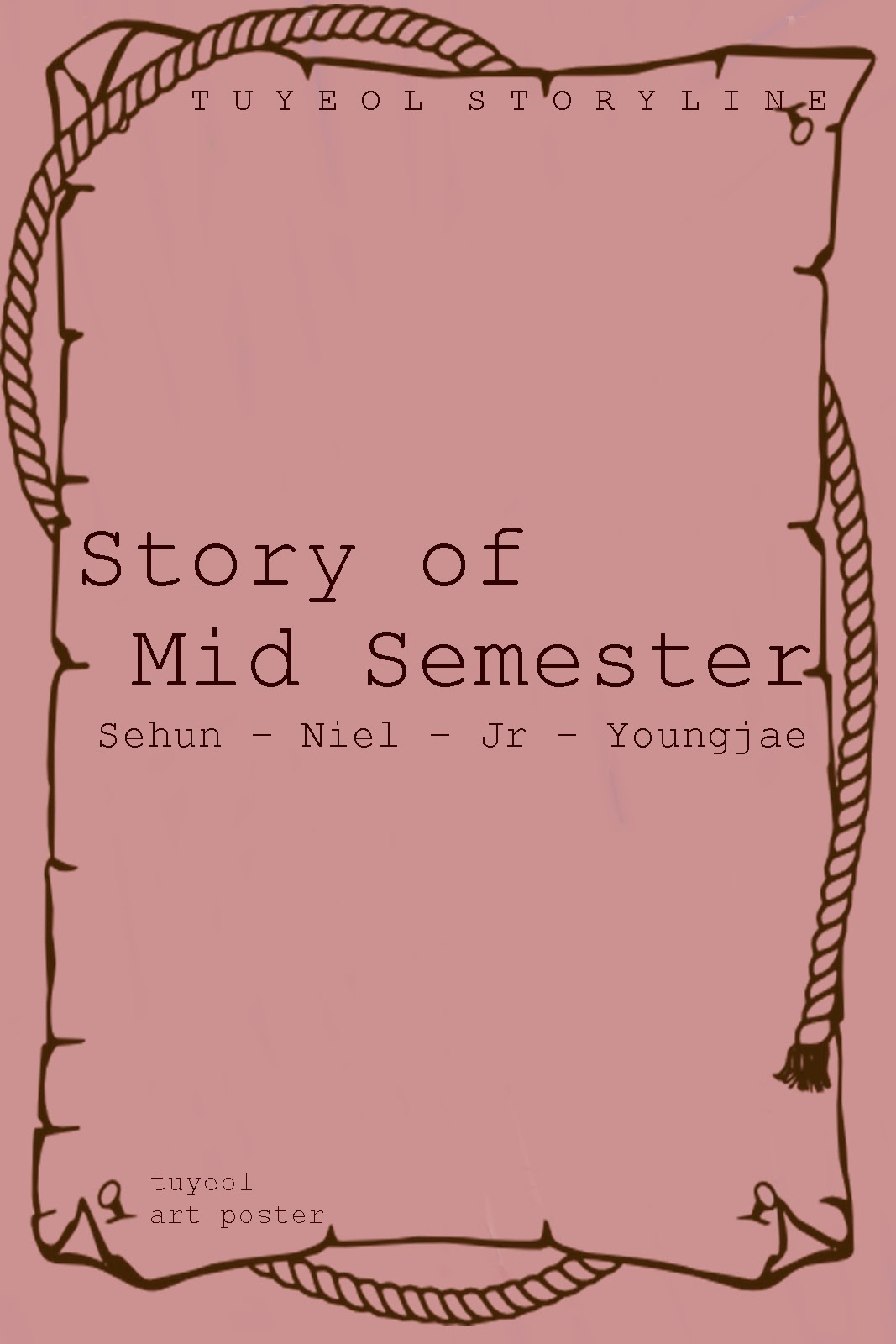 FANFICTION] Story of Mid Semester