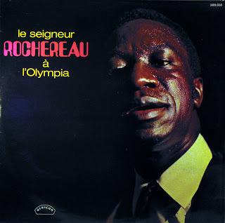 Rochereau - le Seigneur Rochereau a l\'Olympia,african 360.028, 1971