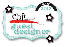 Craft Warehouse Guest Designer-July 2012