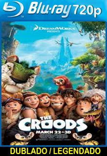 Assistir Os Croods Dublado ou Legendado 2013