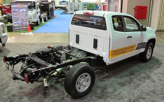 Commercial Truck Success Blog 2015 Chevrolet Colorado Chassis Cab