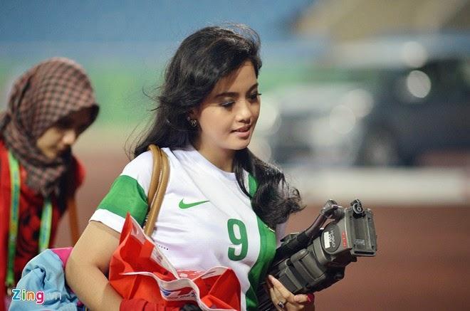 Presenter Olahraga Yang Cantik Mempesona