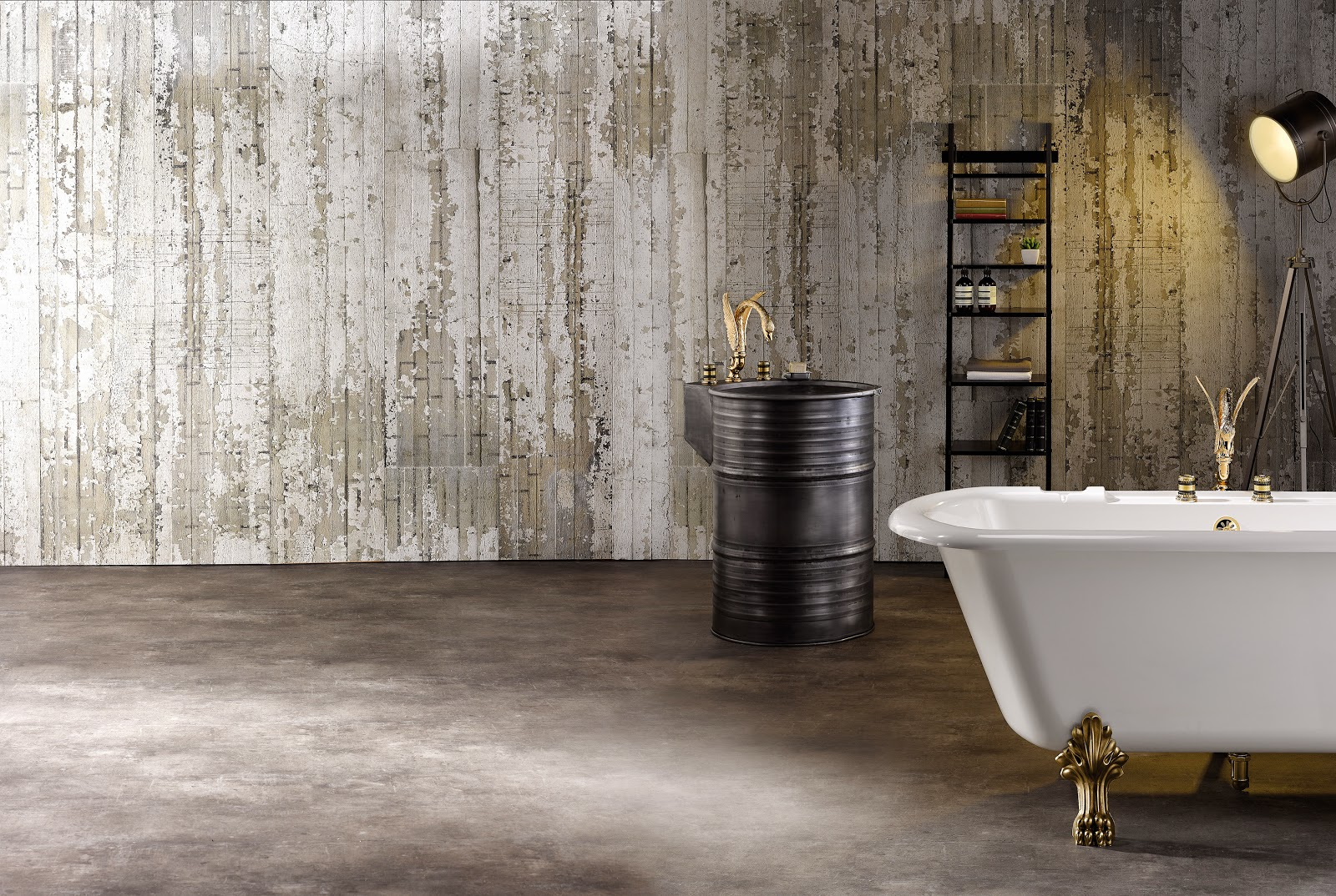 Nest by Tamara: THG Paris brought Luxury Bath Collections to ICFF ...