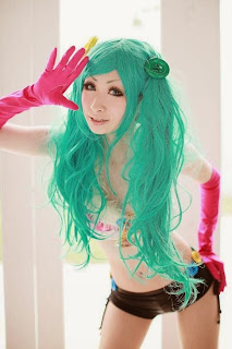 Vocaloid Project DIVA Cosplay